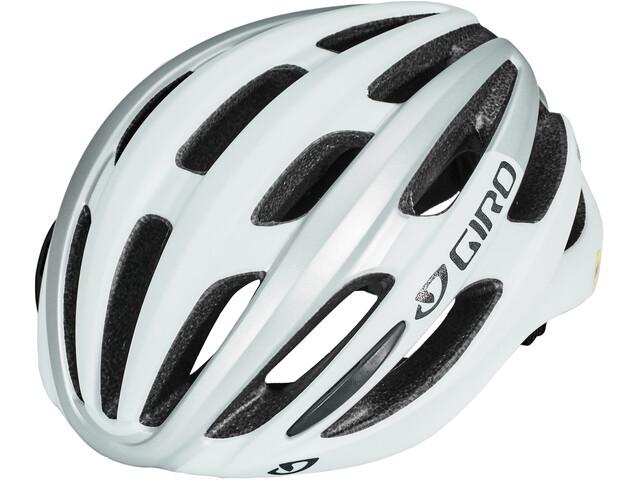 Giro Foray MIPS Casco, mat white/silver